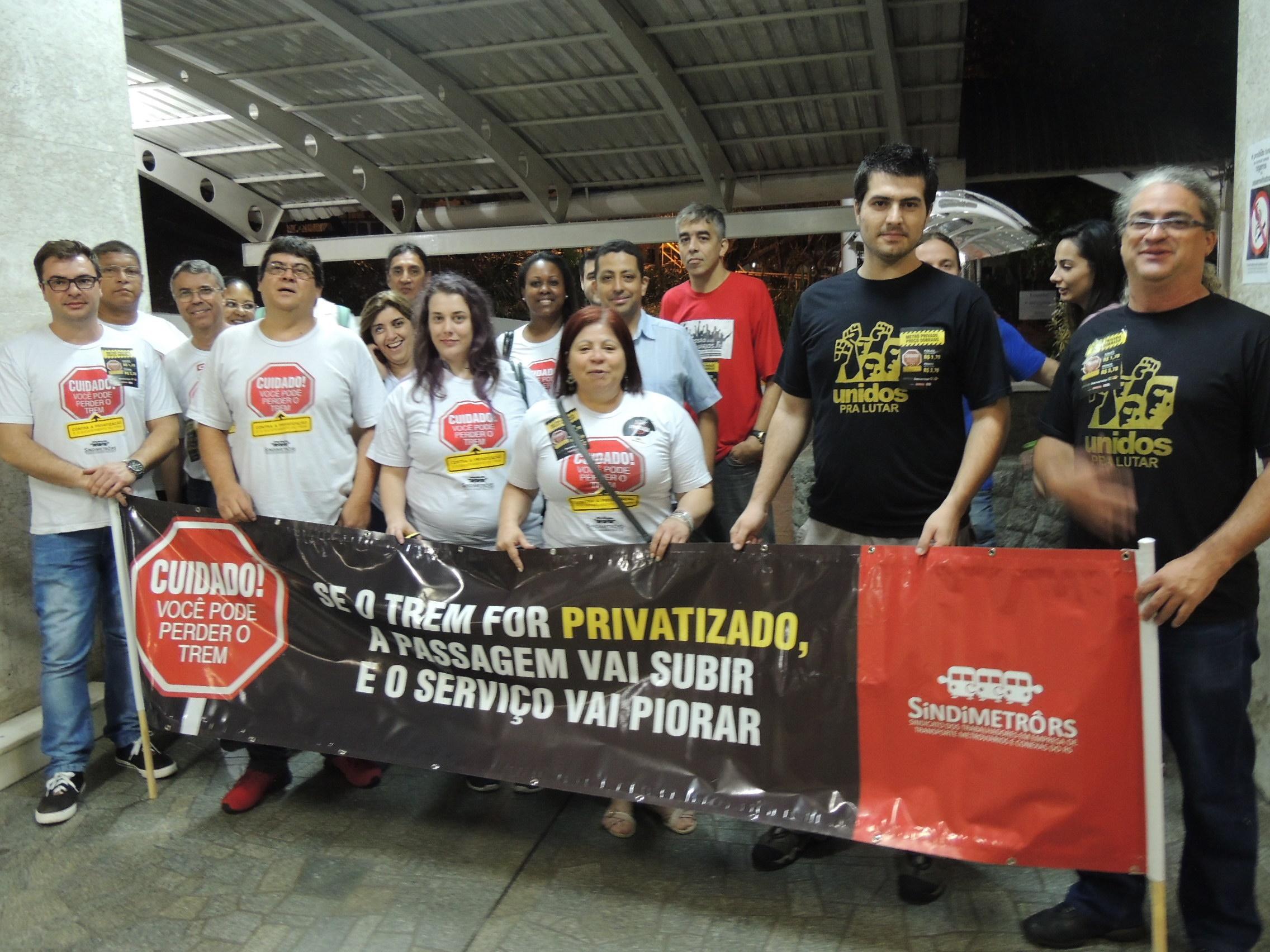 Audiência Pública Trensurb 2 - 14/12