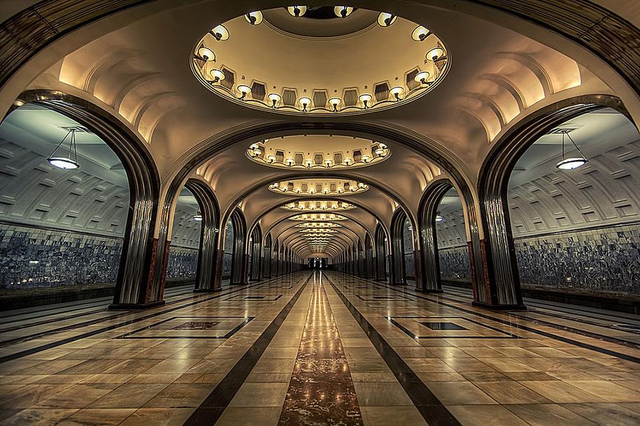Estação Mayakovskaya