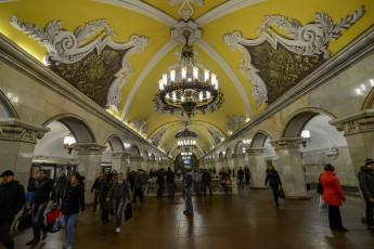 Estação Komsomolskaya