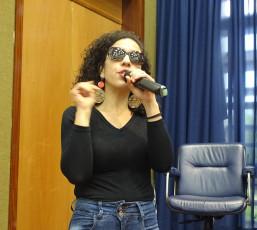 Camila Lisboa, Diretora de Imprensa da Fenametro