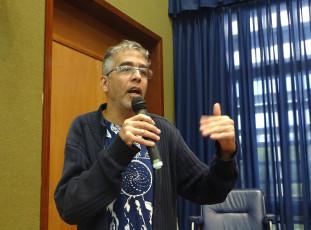 Celso Borba, presidente da Fenametro
