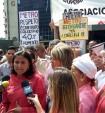 Em defesa da readmissão da metroviária venezuelana Deillily Rodríguez