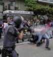PM reprime manifestação contra aumento da tarifa em São Paulo