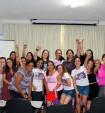 Mulheres da Federação terão encontro em São Paulo